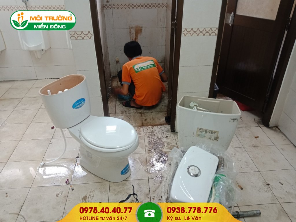 Báo giá sửa chữa nhà vệ sinh