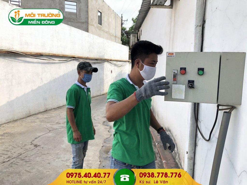 Dịch vụ sửa chữa nhà vệ sinh cụm công nghiệp