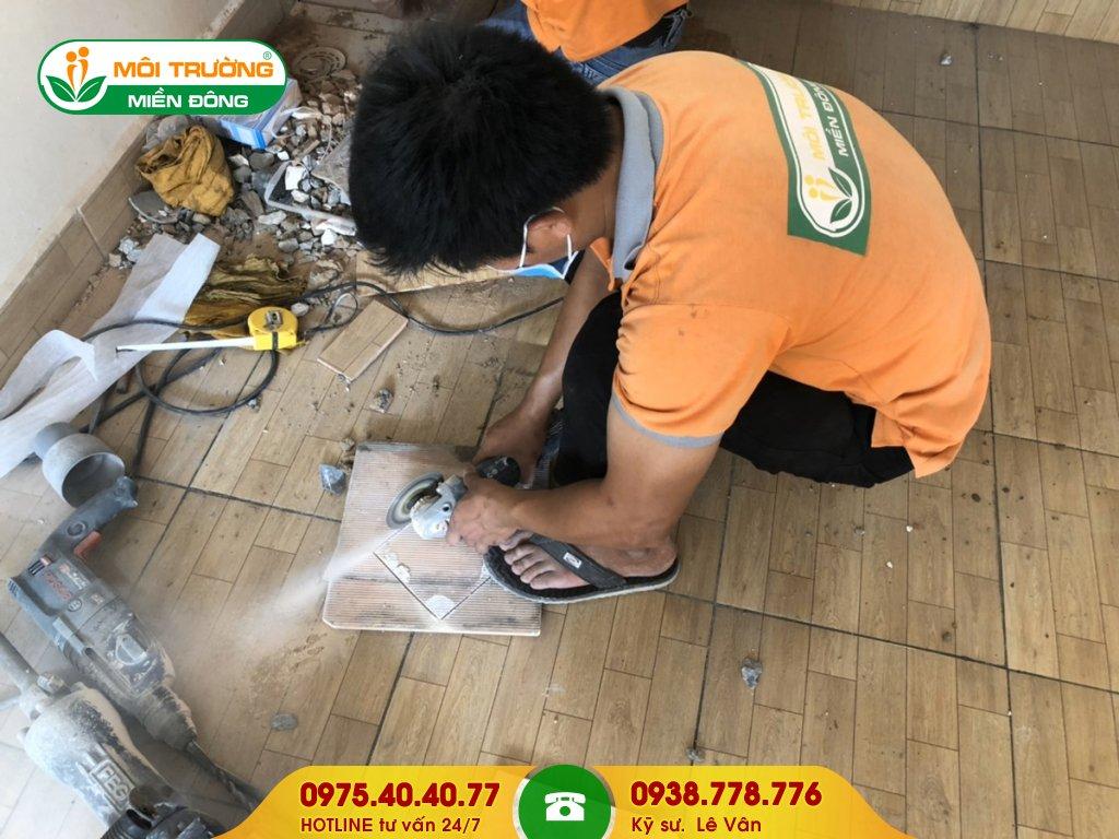 Đơn giá sửa chữa nhà vệ sinh hộ gia đình