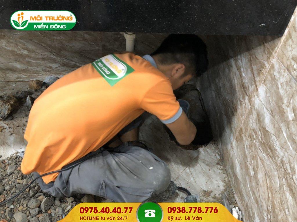 Thi công sửa chữa nhà vệ sinh hộ gia đình
