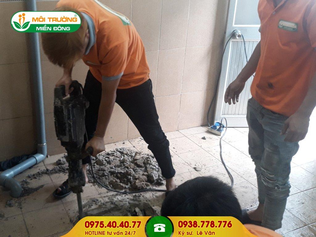 Chi phí sửa chữa nhà vệ sinh hộ gia đình