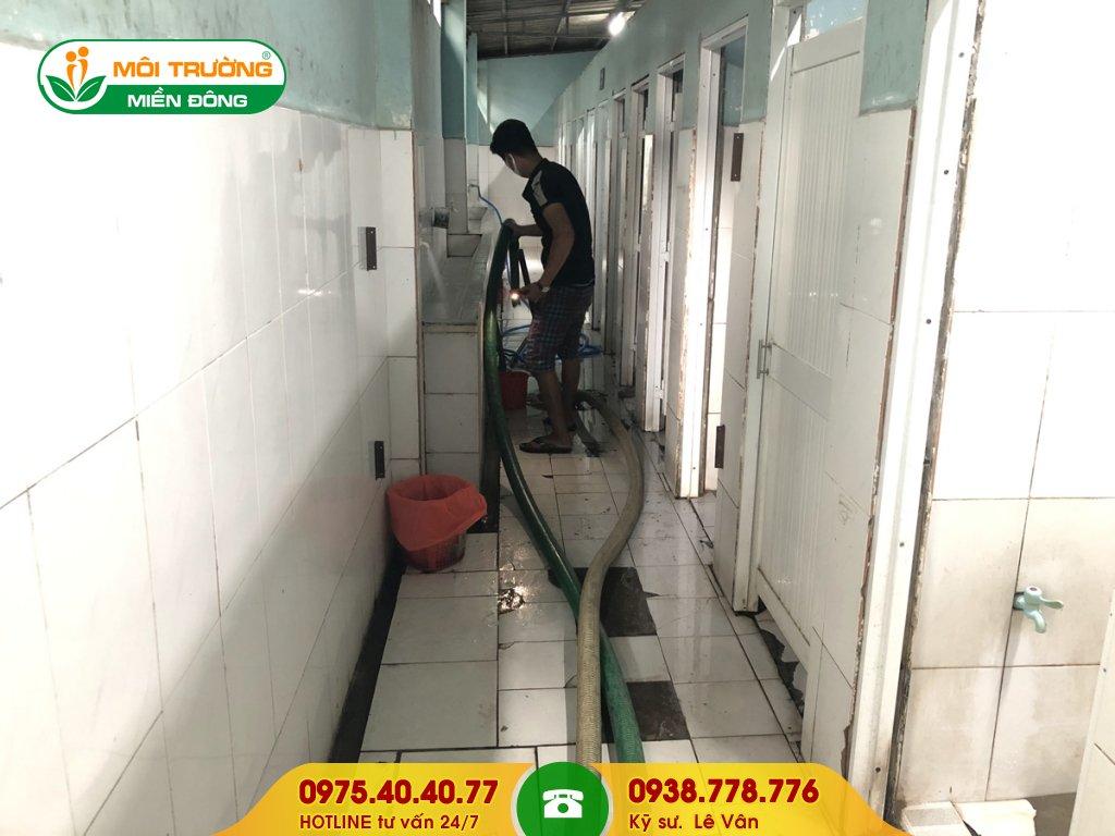 Báo giá sửa chữa nhà vệ sinh khu công nghiệp