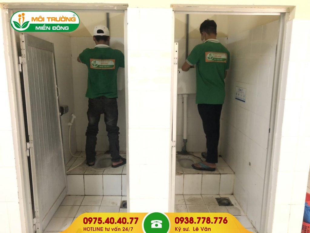 Chi phí sửa chữa thiết bị nhà vệ sinh