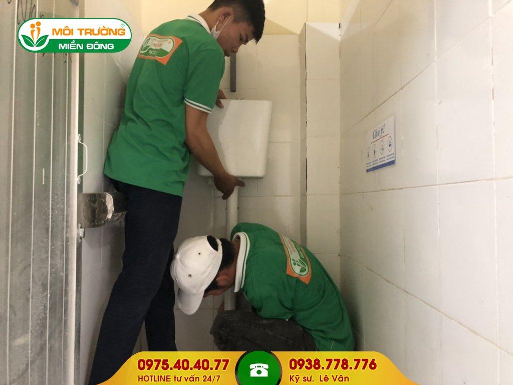 Đơn giá sửa chữa nhà vệ sinh công ty