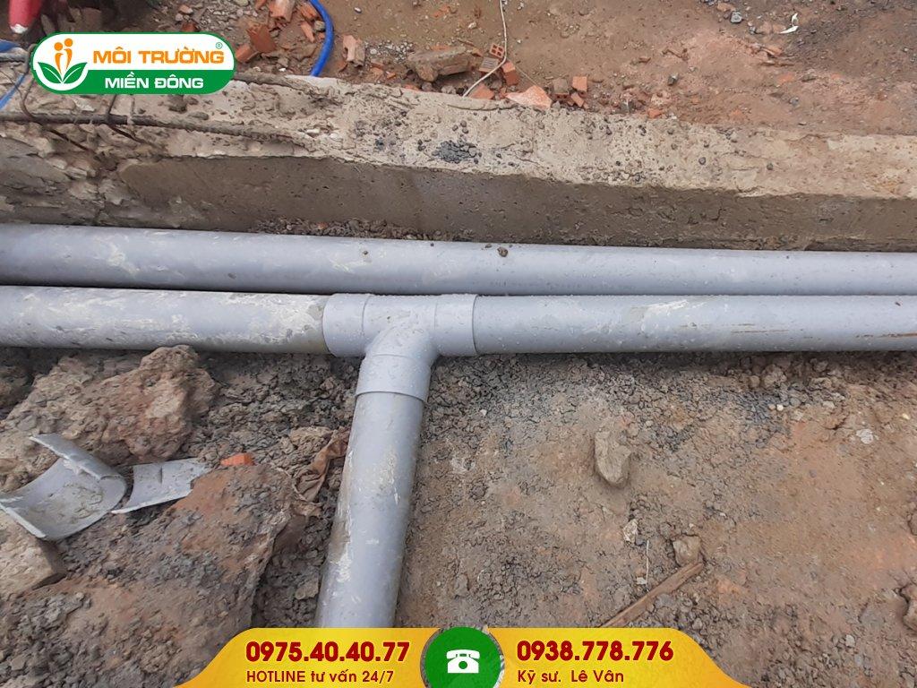 Dịch vụ xây nhà vệ sinh khu công nghiệp