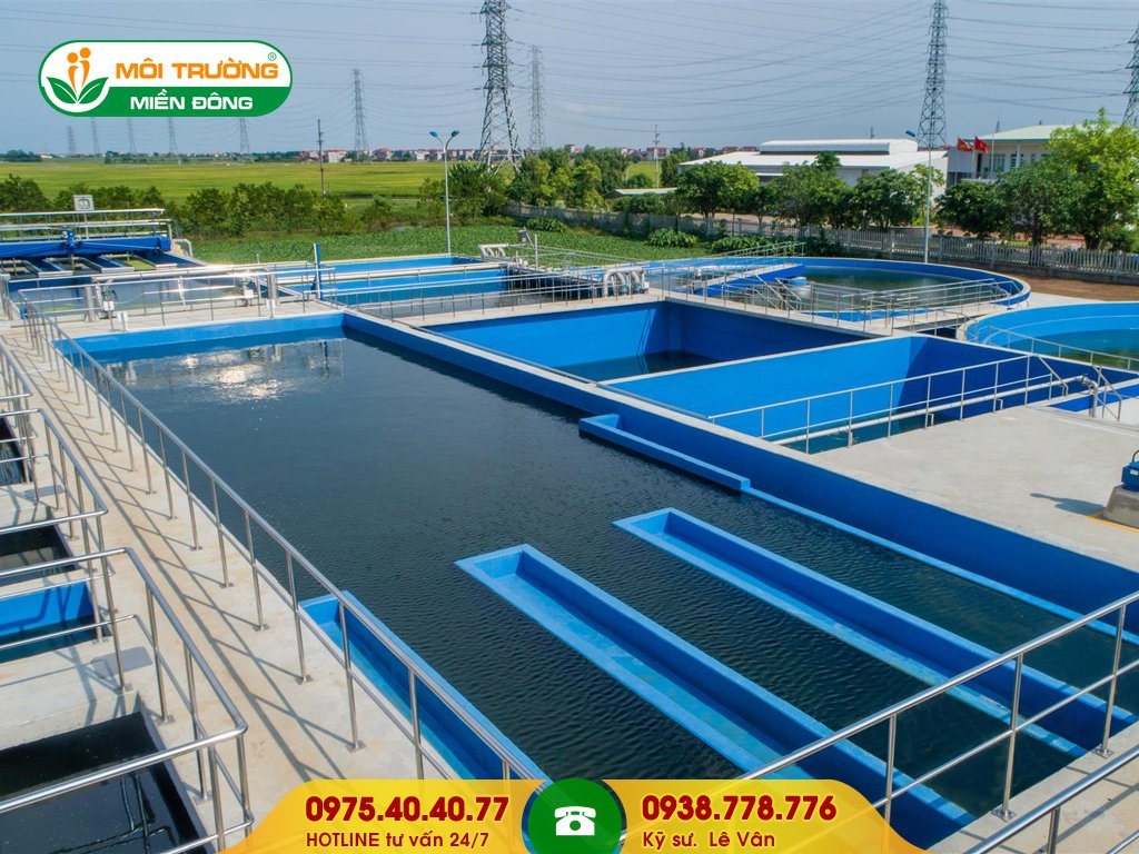 Báo giá hút nước thải công nghiệp