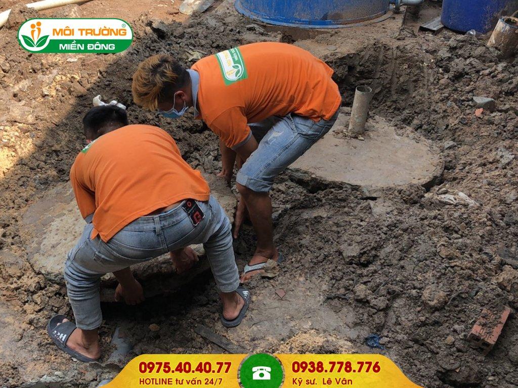 Công ty hút hầm cầu Đồng Nai