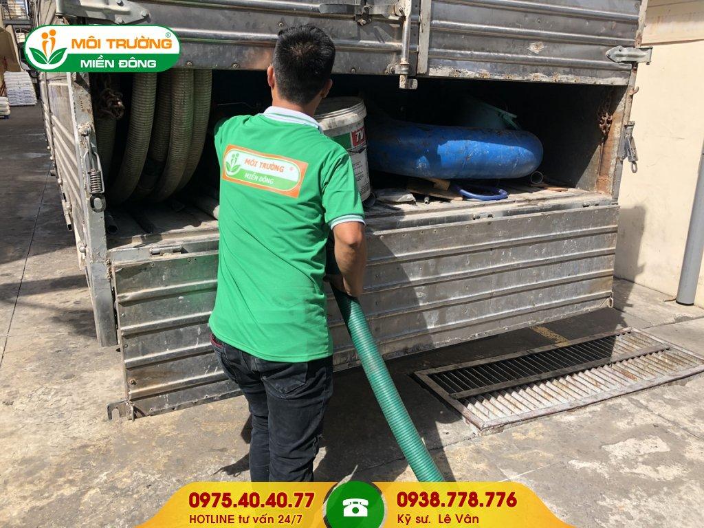 Công ty hút hầm cầu Xã Xuân Thới Sơn