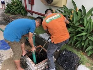 Hút hầm vệ sinh khu công nghiệp